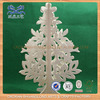 New Design Wholesale Cheap Unfinished Wooden Shop Christmas Decoration Tree For Sale