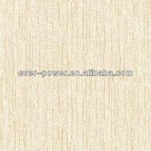waterproof wood grain wallcovering/pvc wallpaper