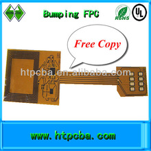 flexible pcb, bumping fpc