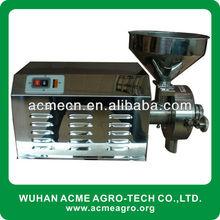 HK-820 Stainless Steel Grain Flour Mill(sesame walnut rice beans mung beans peanuts lotus seeds corn sorghum barley oats etc.)