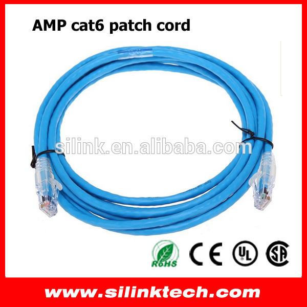 Rj45 Cat6 Amp Patch Cord