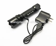 Wholesale quality new design fashion led tactical flashlight