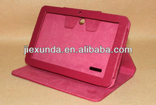 7 inch leather case for Ampe A76 and Sanei N77