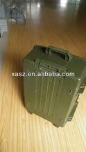 plastic equipment tool case 570x393x201mm IP67