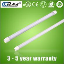 5 year warranty Patent UL DLC CE ERP 30W T8 led tube, 3300Lm led tube light,