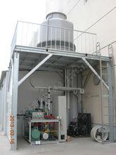 125HP BITZER Screw Compressor Unit for blast freer