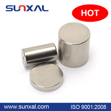 Neodymium Cylinder Rare Earth Magnets