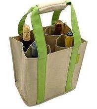 2013 Hot Promotion Durable canves bag Wine Bag/beer Bag