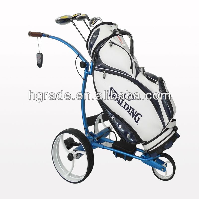 2014 Unique Design Remote Controlled Golf Trolley