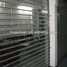 Polycarbonate glazed Roller Shutter Door