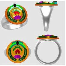3D CAD jewellery design service