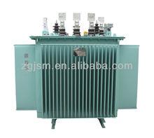 11KV 1250KVA S9 Series Oil Immersed Power Transformer