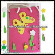 arts & crafts EVA (Foam) gifts bag
