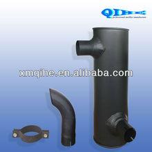 Exhaust muffler PC200