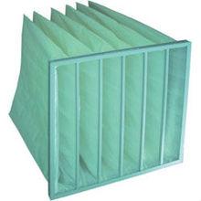 Quality Bag Air filter with Fiber Glass