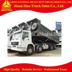 High quality Sinotruck 12-wheel dump truck