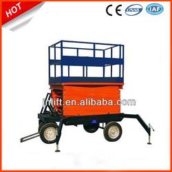 Electric personal lift/Mobile scissor lift China