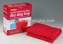Dry Dog Towel Bag