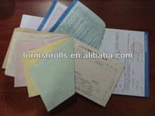 Printing Receipt Delivery Note Books Copy Pads