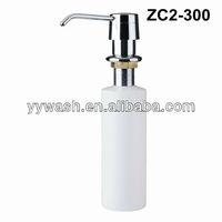 Lotion plastic soap dispenser using for basin