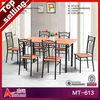 MT-613 dining room set/modern dining set/cheap dining room sets
