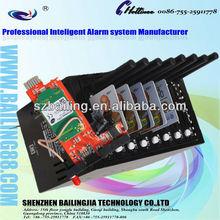 Wireless GSM GPRS USB 8 Port SMS Modem Pool bulk SMS STK/recharge