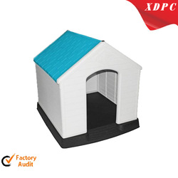 plastic dog cages/
