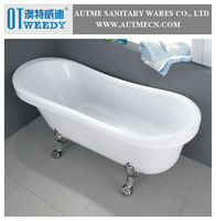 Small Freestanding Luxury Simple Bathtub& Acrylic/ABS laundry Classical Bathtub& Art Bathtub AB-034