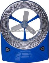 Rechargeable Fan LED light