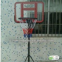 Mini Tempered glass basketball backboard