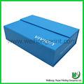2014 recyclé fermeture magnétique carton boîte - cadeau en gros
