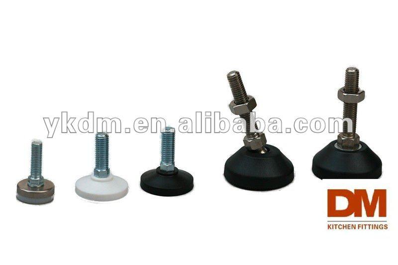 Ajustable niveladores de la m quina piernas de muebles Niveladores para muebles
