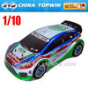 1:10 Scale gas powered kids Rally Car rc Car model toy sale