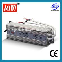 LPV-100-12 IP67 Waterproof LED Power supply