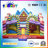 Hot sale Inflatable bouncy castle/ Inflatable bouncer slide combo