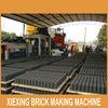 XQY6-24 hollow concrete brick making machine