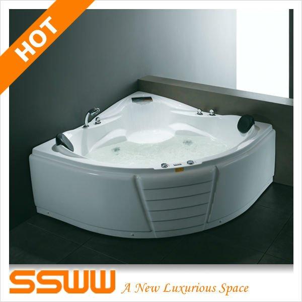 a111b acrylique baignoire remous baignoire bains. Black Bedroom Furniture Sets. Home Design Ideas