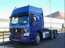 SINOTRUK HOWO (A7) 6*4 heavy duty truck/ tractor truck
