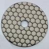 4 Inch Marble Granite Dry Polishing Pad Resin bond diamond pads