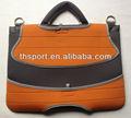 nuevo diseño de negocios de neopreno bolsa de ordenador portátil con asa