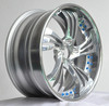 High Polish 3 Pcs Forged Aftermarket Wheel