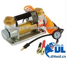 150 PSI, DC 12V high output oilless car air compressor