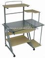 Mobiliário de escritório mesa de vidro mesa de computador ( DX-8130B )