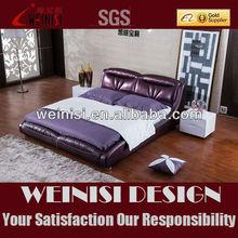 new design double bed, double bed design, double bed designs king side bedD206
