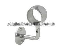 stainless steel handrail fitting circle tube rack stainless steel stair railings
