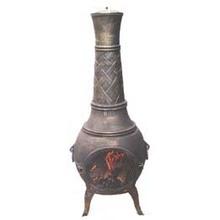 Garden Chiminea chimenea firepit heater