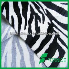 zebra print upholstery fabric for sofa/bolster