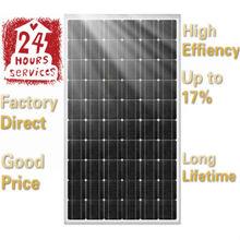 Promotional price 300w cheap mono-crystalline sunpower solar panel