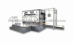 CHANGRUI Semi-automatic Flat bed Die Cutting Machine