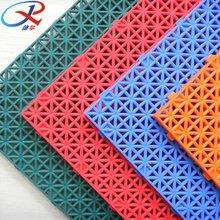 PP Interlocking Flooring for Outdoor Basketball Badminton/Volleyball/Tennis Sports Court